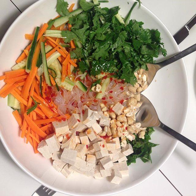 Schneller als dieser Salat geht gar nicht
