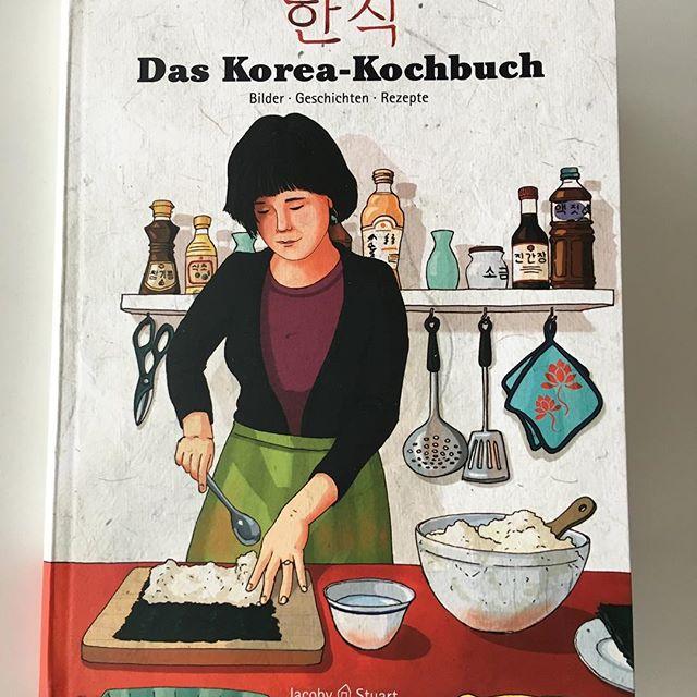 Das Korea Kochbuch wurde getestet auf Kuchen oder Weltfrieden