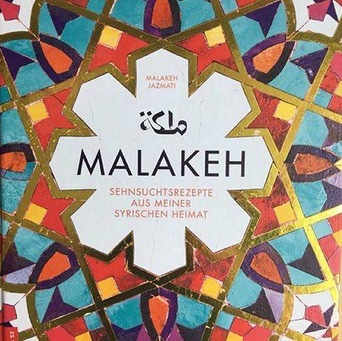 Kochbuchtest des syrischen Kochbuchs von Malakeh
