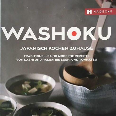 Washoku habe ich auf meinem Blog getestet