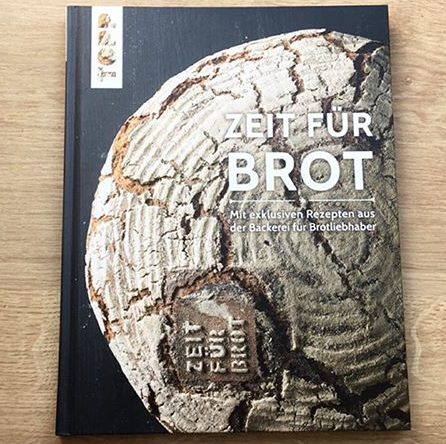 """Ich habe das Backbuch """"Zeit für Brot"""" intensiv getestet"""