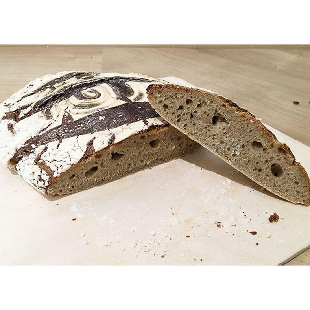 Dieses Brot ist gelungen - ich bin so glücklich!