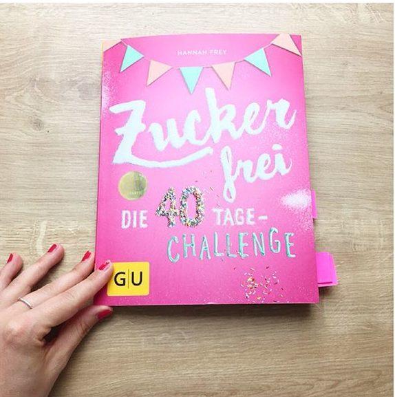 """""""Zuckerfrei"""" das Kochbuch im Küchentest"""