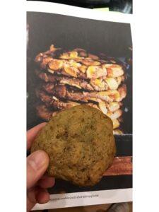 Bananen Cookies aus Modern Baking von Donna Hay