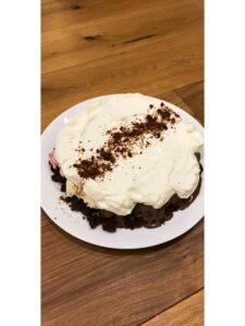 Schnelle Eistorte für Silvester aus Modern Baking von Donna Hay