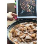 Gewürtzer Apfelkuchen aus Donna Hay Modern Baking