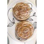 Zimtschnecken mit Creme Fraiche Glasur