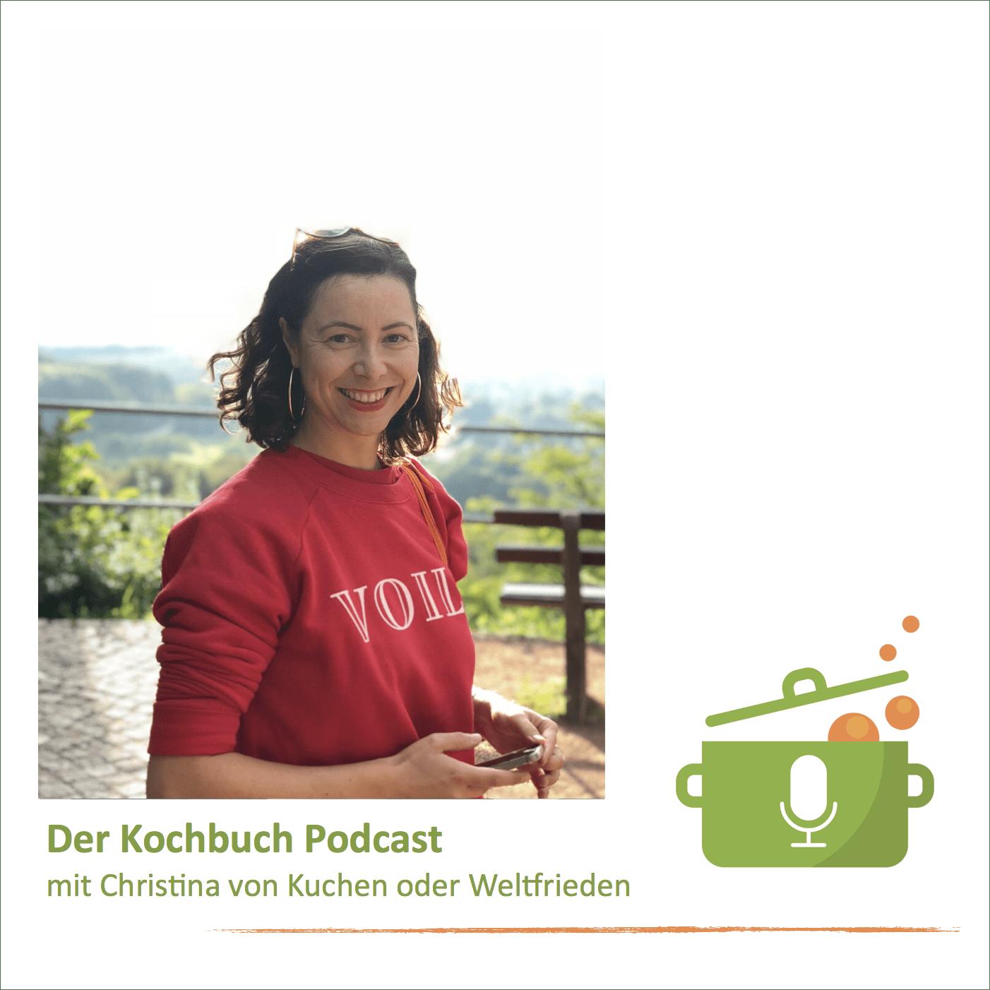 Der Kochbuch Podcast startet