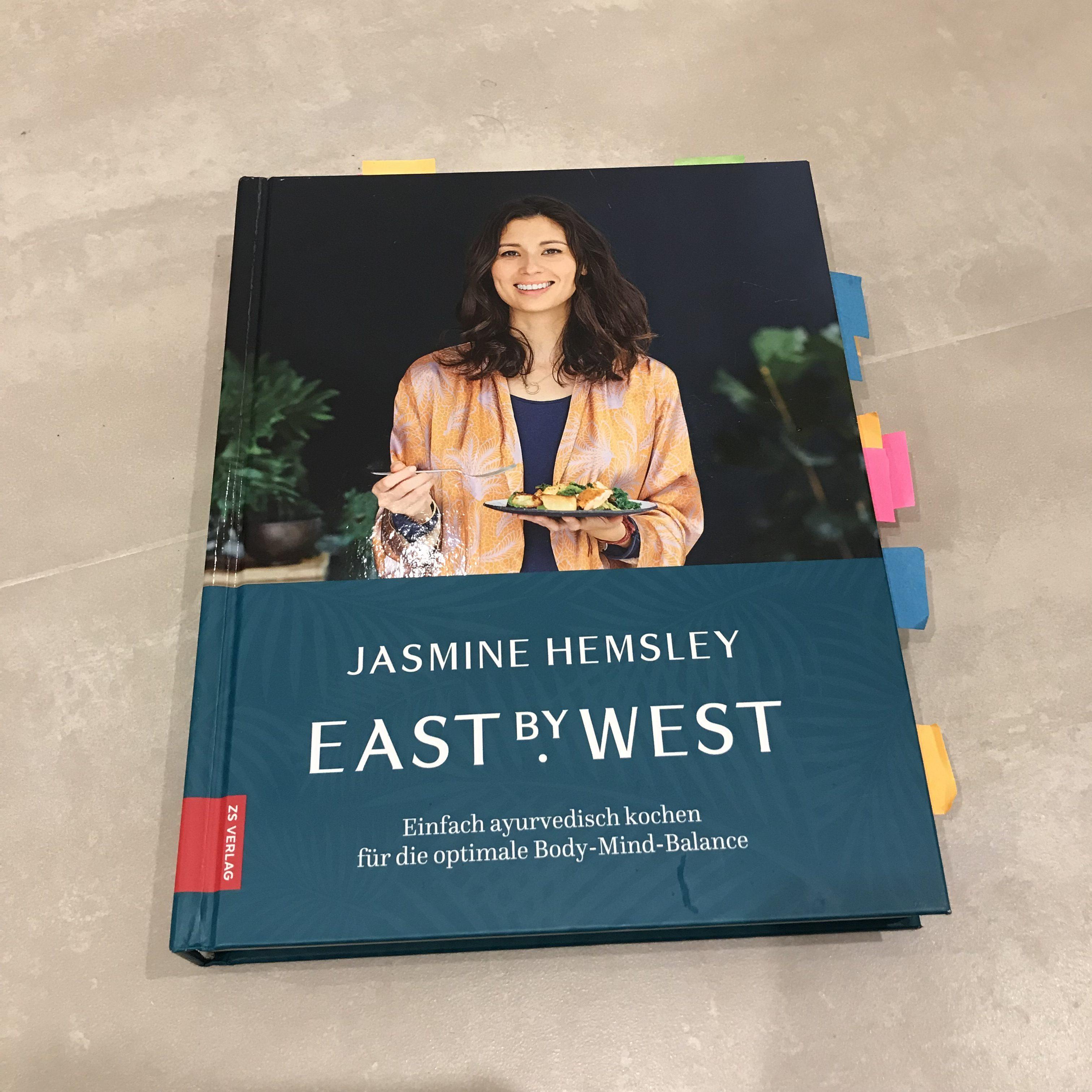 """Ayurvedische Küche im Kochbuchtest - mit Jasmine Hemsleys """"East by West"""""""