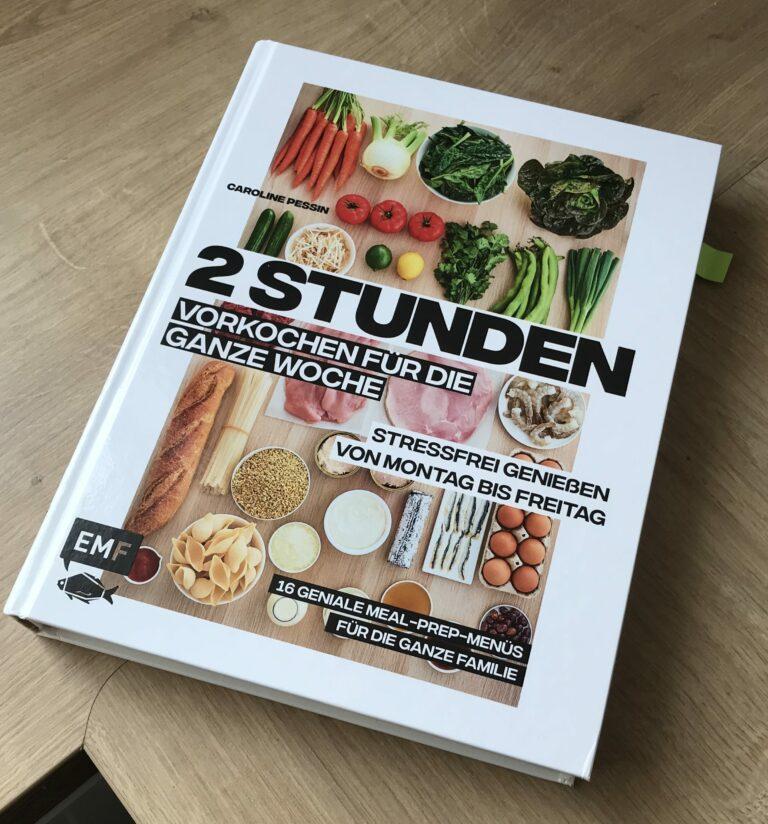 Einen Monat lang hab ich dieses Kochbuch getestet! Klappt das?