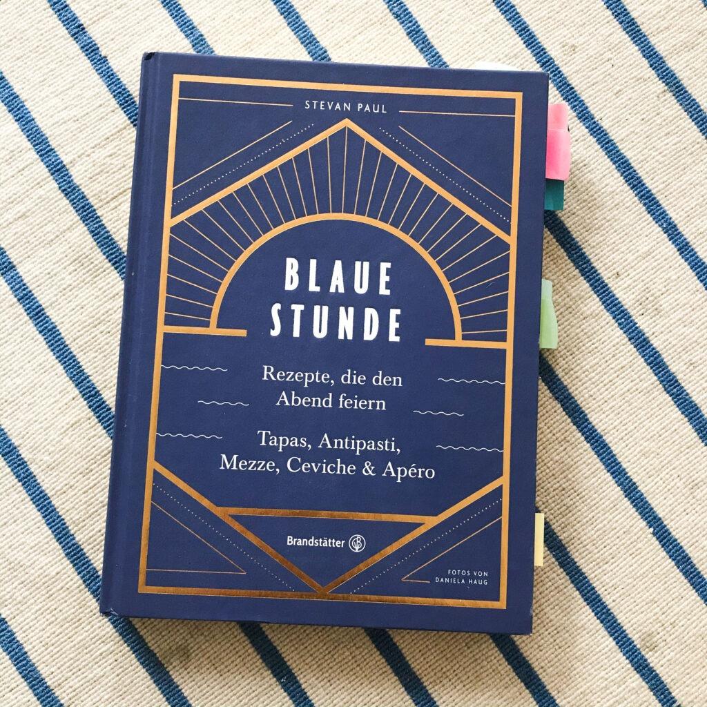 "Das Kochbuch ""Die Blaue Stunde"""