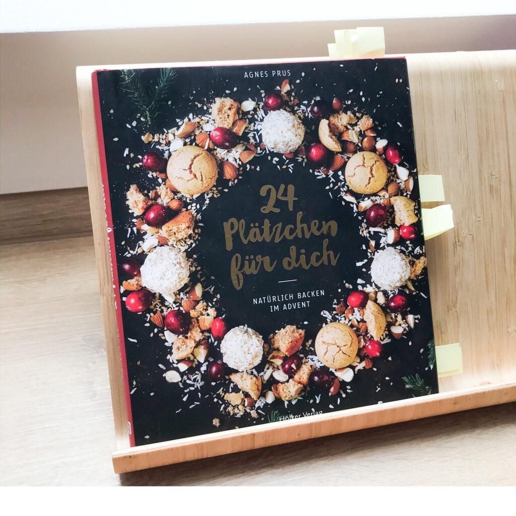 """Das Backbuch """"24 Plätzchen für dich"""""""