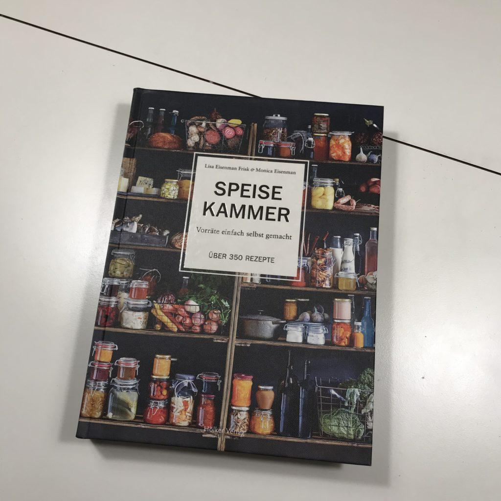 """Das Kochbuch """"Speisekammer"""" in Test"""