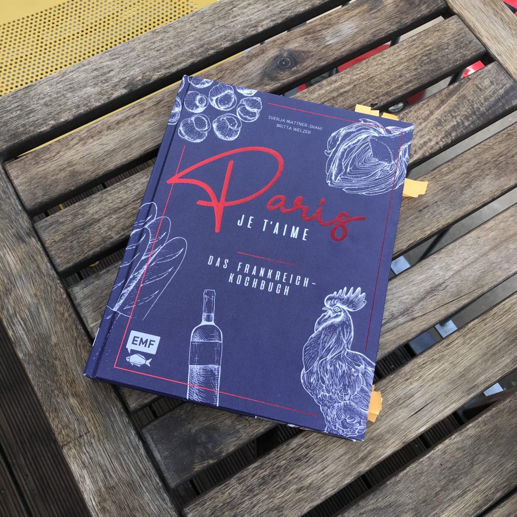 Das Frankreich Kochbuch im Küchentest