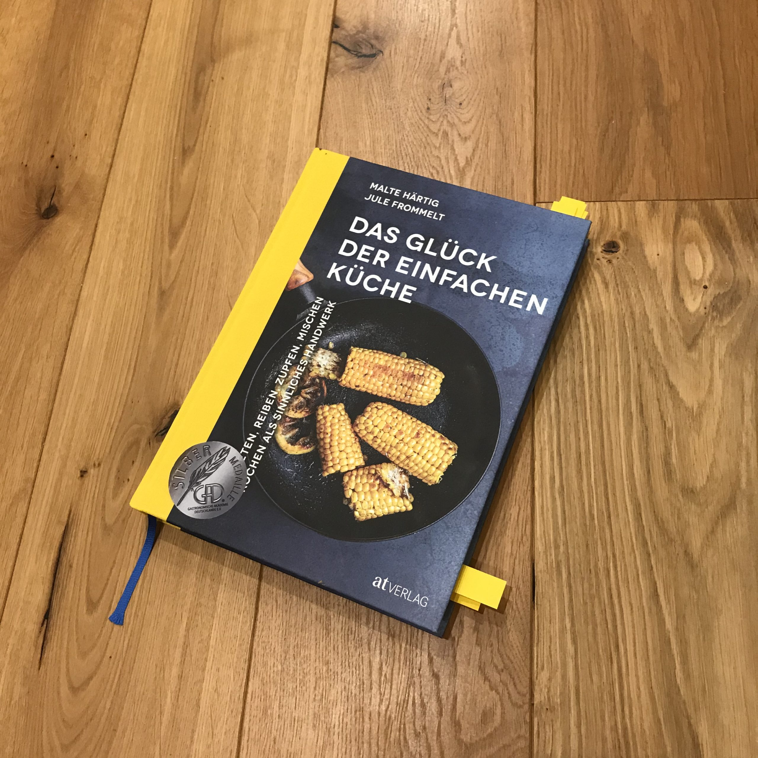 Das Glück der einfache Küche im Kochbuchtest